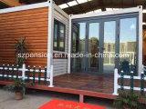 Casa prefabricada de la alta calidad rápida de la instalación/prefabricada móvil /Villa para la venta caliente