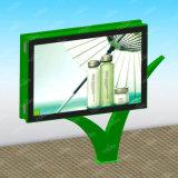 La publicité en aluminium extérieure de vente chaude de Mupi de panneau d'Afficheur LED