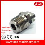 Pezzo meccanico di alluminio di precisione del hardware