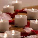 ロマンチックなLEDの蝋燭の装飾の卸売の蝋燭のウォーマー