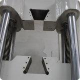 Électro installation servo hydraulique d'essai de matériaux de rive en acier