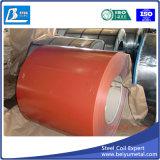 Bobine en acier galvanisée enduite d'une première couche de peinture (zingage : 60-120GSM)