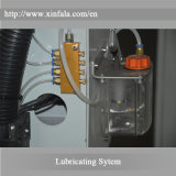 Machine de gravure de machine de couteau de commande numérique par ordinateur en métal Xfl-5040 découpant la machine
