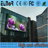 Panneau polychrome de l'Afficheur LED P10 de faible consommation d'énergie