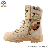 Deserto resistente all'acido Military Boots di Camouflage in Goodyear Welt (CMB002)