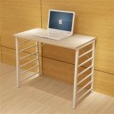 قابل للامتداد تصميم معدن خشبيّة حاسوب مكتب ([وس16-0007], لأنّ أثاث لازم بيتيّ)
