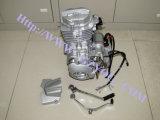 Yog Motor de la motocicleta de repuesto completa de piezas del árbol de levas del carburador Juego de cilindros de pistón aleación de los anillos de la válvula del balancín del CG