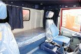 6X4 340HP Saic Iveco Hongyan Genlyon 덤프 트럭