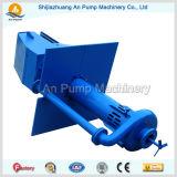 최신 판매 수평한 수직 금 광업 슬러리 펌프