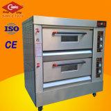 Forno elétrico Energy-Saving profissional chinês do cozimento da câmara de ar/forno de padaria