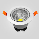 La mejor luz de la MAZORCA LED del fabricante 12With15W LED Downlight del LED China