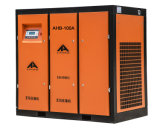 Compressore d'aria azionato a cinghia della vite di alta qualità di Airhorse 100HP a basso rumore
