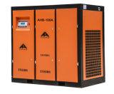 Airhorse 저잡음 Belt-Driven 고품질 나사 공기 압축기 100HP