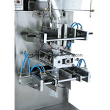 Quetschkissen-Dichtungs-Maschinen-Pasten-Plombe des Ketschup-10g und Verpackungsmaschine