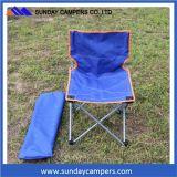 ファブリックバーベキューの椅子のキャンプチェアーのまわりで折るアルミニウム