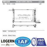 Dpi에 벤츠 W203/C200'00-를 위한 MB-029 차 알루미늄 방열기: 2337