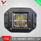 18W lumière de travail de camion du CREE DEL (HCW-L1884)