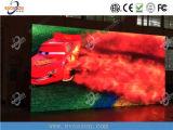 Pared video móvil de las carteleras P12 LED con alto brillo