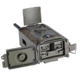 câmara de segurança ativada movimento de 12MP 1080P IR MMS GPRS para casa