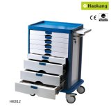 Equipo Médico en el Hospital Drug Delivery Trolley (HK813)