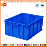 De plastic Doos van de Container van de Mand van de Vertoning van de Supermarkt Plantaardige (ZHtb29)