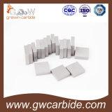 Напаянные режущие части карбида для ранга P20/P30/P40 машины CNC