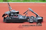 168f, 200cc, 4stoke, 젖은 클러치 시스템 경주를 가진 6.5HP는 유압 브레이크를 가진 Karts Gc2007 간다