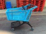 Chariot chaud en plastique pur à achats de vente en gros de vente avec la présidence