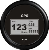 85mm Digital GPS Speedometer Velometer для Car Truck Boat (km/h, mph, узлов) с Backlight