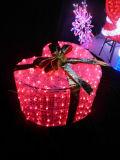 庭およびホーム装飾のためのLEDの花輪のモチーフライト