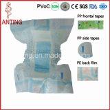 2016 tecidos rápidos descartáveis do bebê da entrega de Clolored do Sell quente da alta qualidade