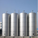 SGS Approved를 가진 큰 Outdoor Milk Storage Tank