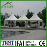 Square Car PVC Side Outdoor Canopy Tente Gazebo Carport