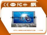Wasserdichter im Freien Schaukasten LED-P6