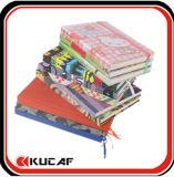 Printable тетрадь Kcn-0011 крышки ткани тетради A5 чехла из материи