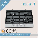 Costruito in Type Gas Hob con Four Burners Hg4508