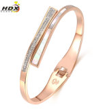 Steel di acciaio inossidabile Bracelets Fashion Jewelry Diamond Bracelets (hdx1026)