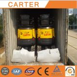 Excavador de la correa eslabonada de múltiples funciones hidráulica de CT16-9dp (pabellón) mini