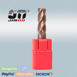Hardened Steel를 위한 단단한 Carbide End Mill