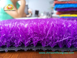 Amical pour l'herbe artificielle d'enfants avec la belle couleur