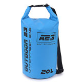 선전용 Swimming Diving 20L Waterproof Barrel Backpack Dry Bag (YKY7281)