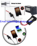 2.1A/1A Dual USB Power Socket für Smartphone iPad iPhone, Quick Charger für Toyota (For Toyota)