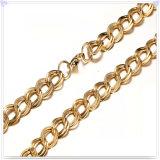 方法宝石類のステンレス鋼の鎖(SH030)