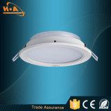 Radiación antiniebla LED Downlighters de la alta calidad con Ce