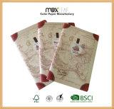 Carnet de couture d'exercice d'élèves de cahiers de Maxleaf