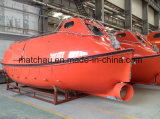 La Cina Cheap Fully Enclosed Fiberglass Lifeboat da vendere