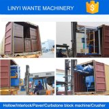 État Qt4-25 neuf et machine procurable de bloc concret d'ingénieurs