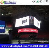 P10 esterno per lo schermo pieno dello schermo a colori di aspirazione LED del magnete