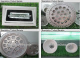 Certificación SGS Global del reflector LED del disipador de calor de aluminio de fundición