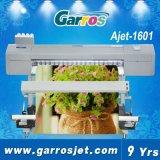 Garros Ajet1601 가장 새로운 잉크 제트 작은 비닐 Eco 용해력이 있는 인쇄 기계